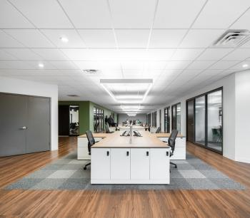 Cascades Office Space
