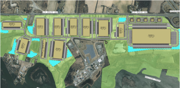 Logan Site Plan